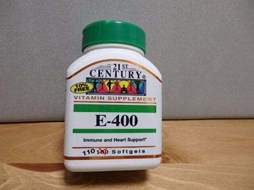 iHERBで21st Century, E-400, 110ソフトゼリーを購入