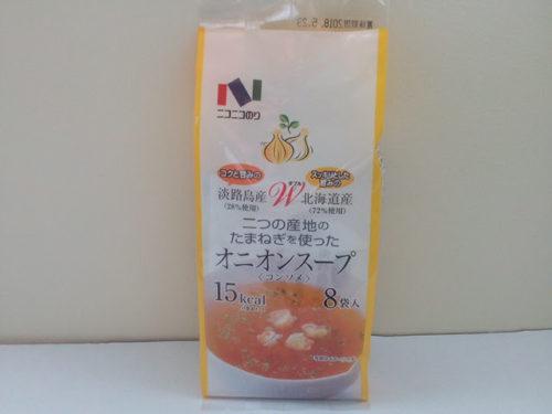ニコニコのり オニオンスープ10袋