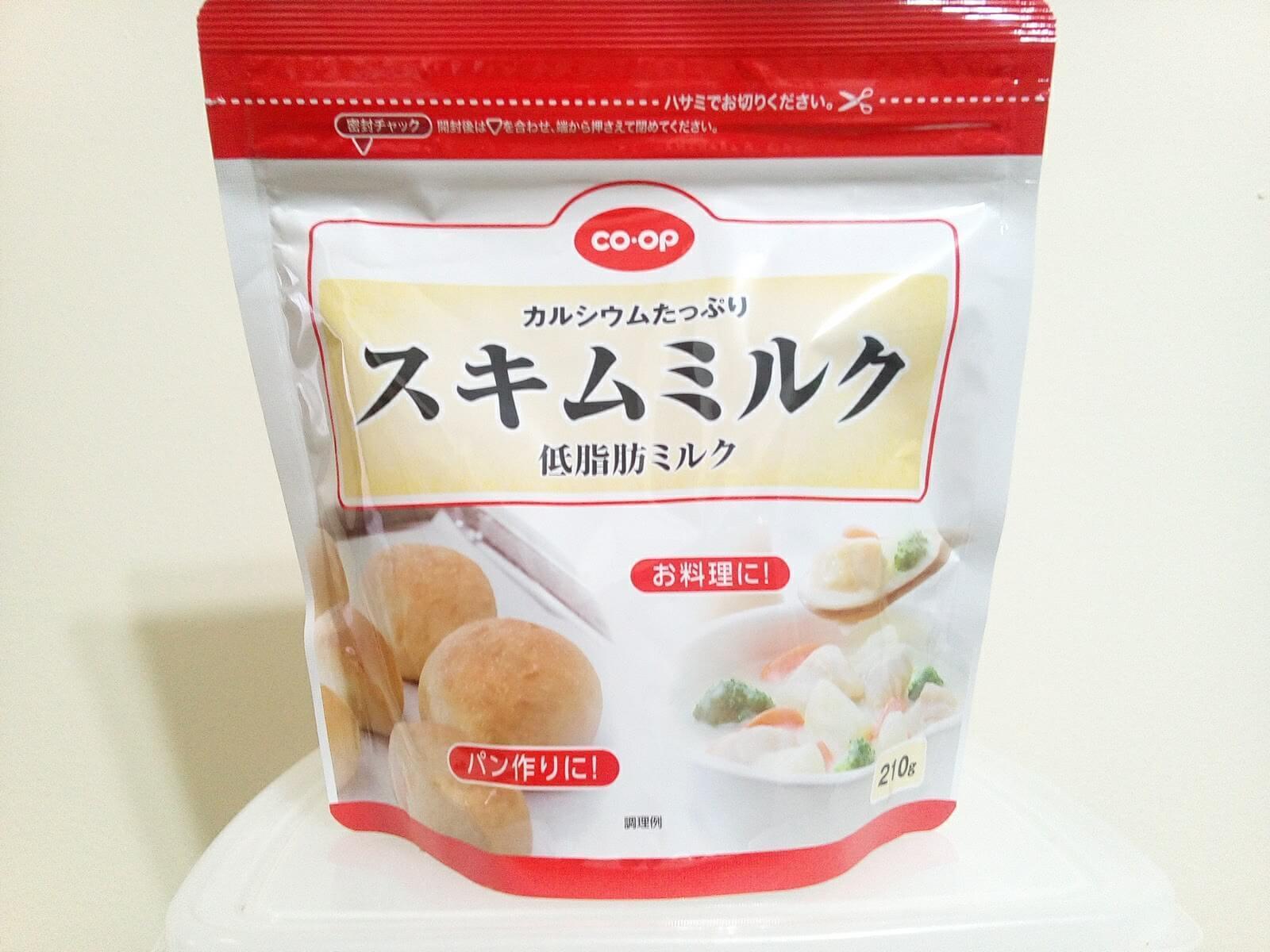 コープ スキムミルク 210g