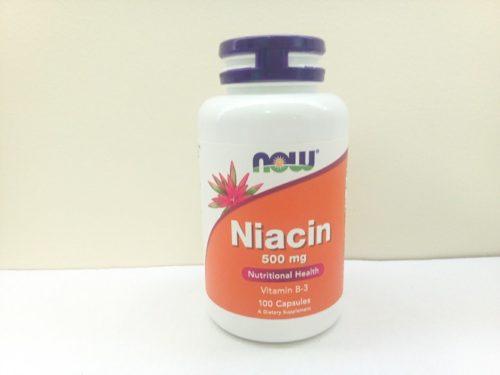 ナイアシンを睡眠改善として服用