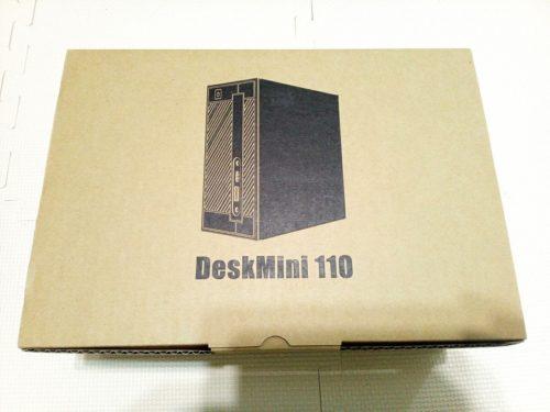 DeskMini 110/B/BB 外箱
