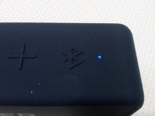 AnkerのポータブルBluetoothスピーカー SoundCore 2 Bluetoothボタン 接続