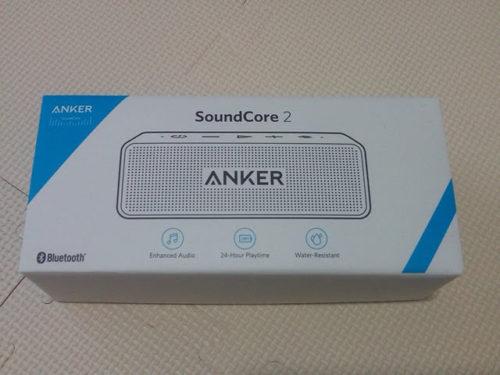 Anker SoundCore 2 箱 レビュー