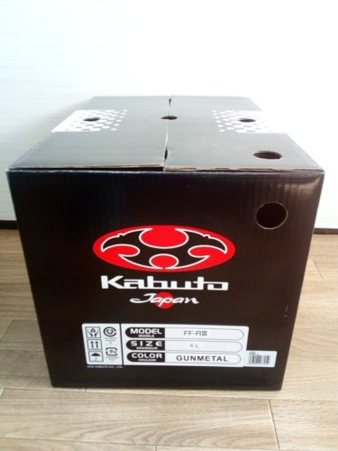 OGK Kabuto FF-R3 外箱 横 カブト