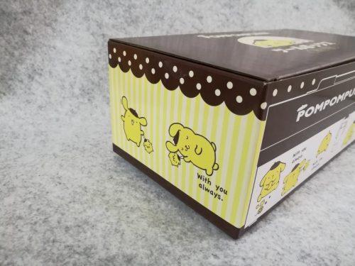 ポムポムプリンちゃんの工具箱 外箱2