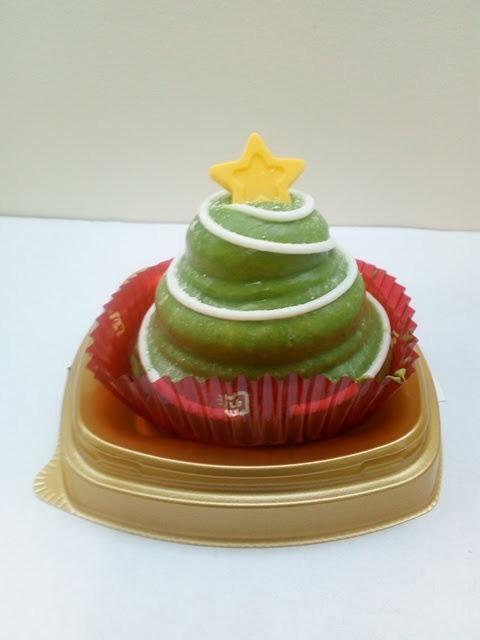 セブンイレブンクリスマスケーキ
