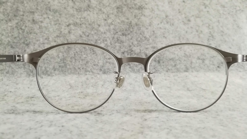 zoffのプリズム遠近両用眼鏡