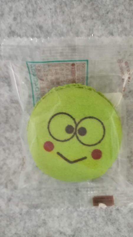 サンリオキャラクターズマカロン けろけろけろっぴ 税抜167円包装