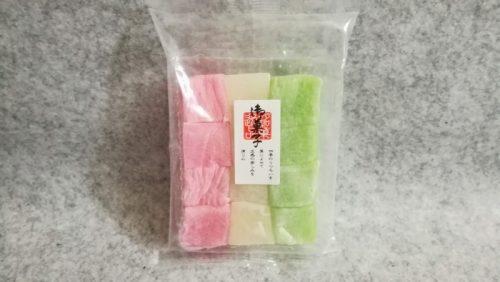 小田原OX 羽二重餅 税抜150円