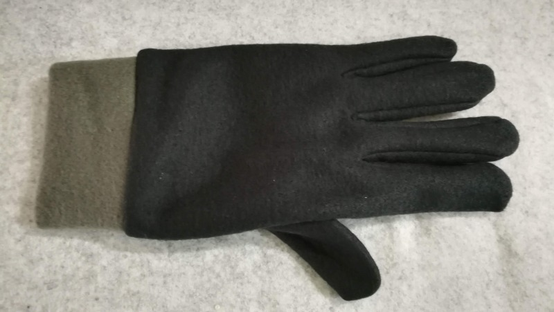 キャンドゥ フリース手袋