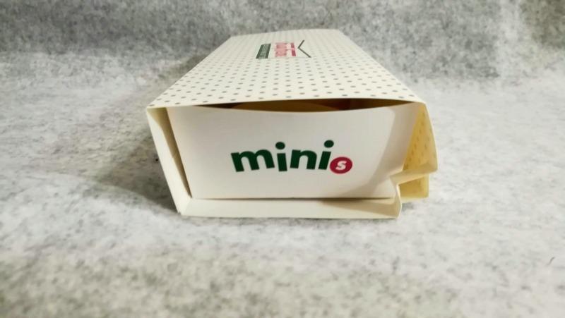 クリスピークリームドーナツ ミニドーナツ箱