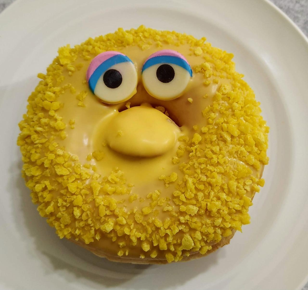 ビッグバード プリン Big Bird Pudding