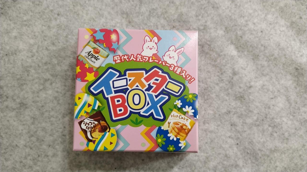 チロルチョコ イースターBOX 外箱1