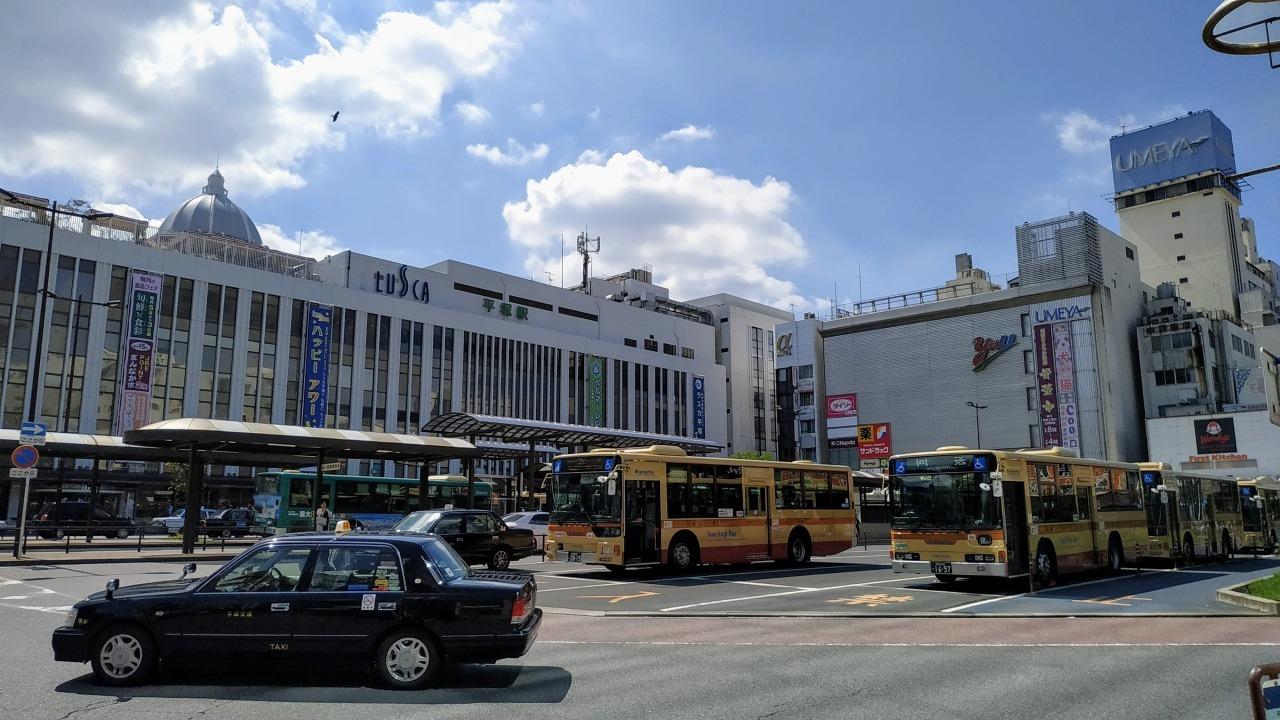 平塚駅駅前