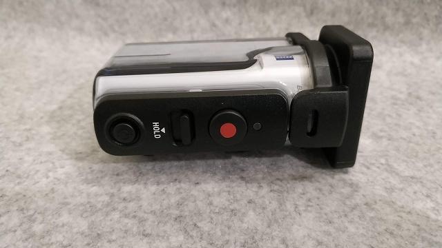 防水ケース上 ソニー ウエアラブルカメラ アクションカム 空間光学ブレ補正搭載モデル(HDR-AS300)