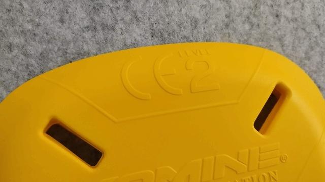 コミネ(KOMINE) バイク用 CEレベル2サイドプロテクター SK-813 1150 CE規格レベル2